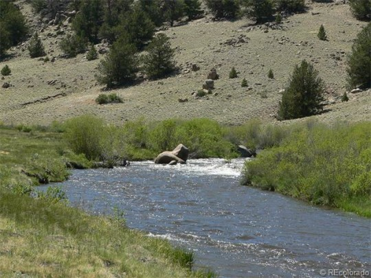 colorado hunting and fishing land near national forest