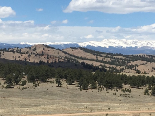 Fishing and camping land near denver acreage